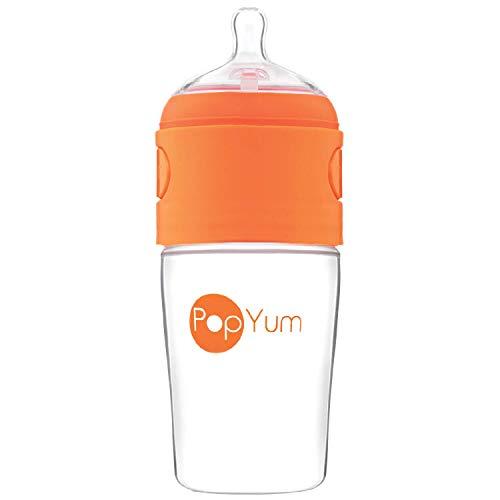 PopYum 9 oz Anti-Colic Formula Making / Mixing / Dispenser Baby Bottle