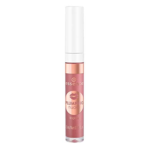 essence plumping nudes lipgloss 04 that's big - 3er Pack