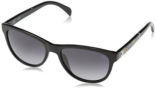 Tous STO906-540700 Gafas de sol, Shiny Black, 54 para Mujer