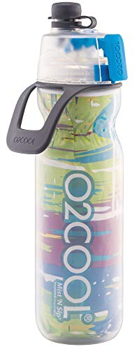 O2COOL Insulated Water Bottle, Mist