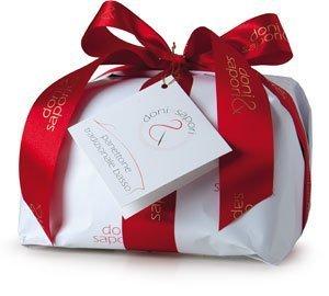 Doni & Sapori - Weihnachten italienischer Handwerker Panettone 1 Kg - Spezialpackung 6 Stück (6 x 1 Kg)