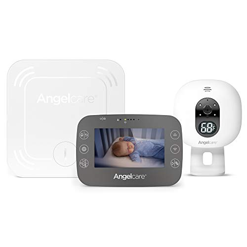 Angelcare Baby Monitor AC337, 3-in-1