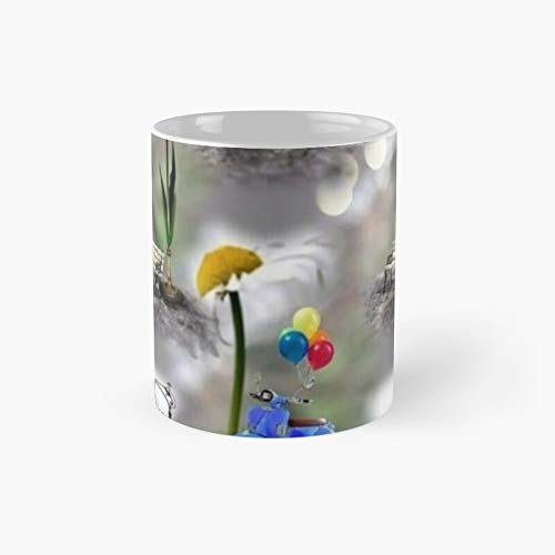 Scooterzz Street Light Pattern Classic Mug - Novelty Ceramic Cups 11oz, Unique Birthday And Holiday Gifts For Mom Mother Father-teiltspe