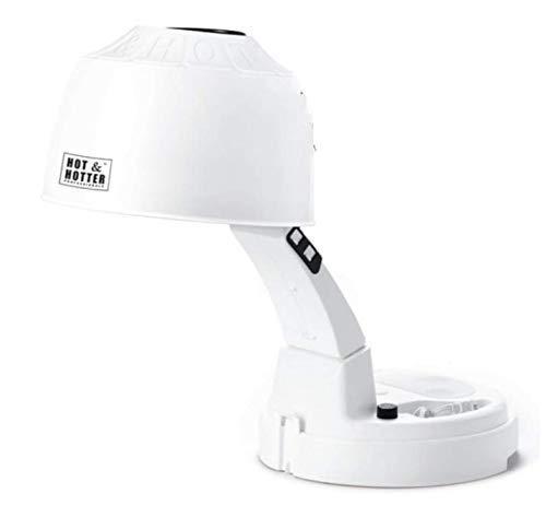 Hot & Hotter Professional 1875 Salon Hood Dryer #5826, Adjustable bonnet, removable air filter, filter, diffuser, salon, air vents, professional salon tool
