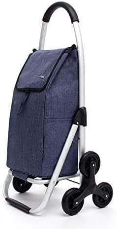 XDDWD Aluminum Ranking TOP4 Alloy Shopping Portable Folding Car Cart OFFicial shop