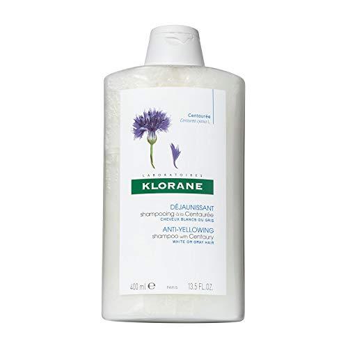 Klorane Champú Centaurea - 400 ml, Estándar (1889300)