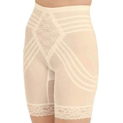 Rago Style 679 - Leg Shaper Firm Shaping, 8XL, 46, Beige