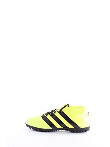 adidas Ace 16.3 Primemesh TF, Scarpe da Calcio Uomo, Giallo (Solar Yellow/Core Black/Silver Metallic), 46 2/3 EU