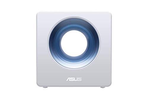 ASUS Blue Cave - Router Inalámbrico AC2600 Doble Banda simultánea Gigabit (procesador...
