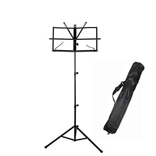 Gitaar Bladmuziek Metal Stand Shelf Folding Violin Guitar erhu Music Stand Accessoires Music Stand