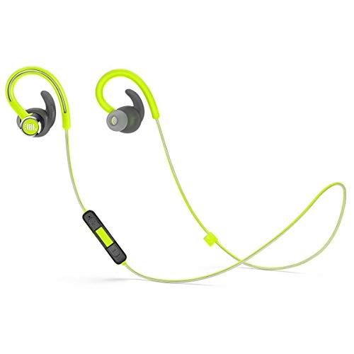 JBL Reflect Contour 2 Bluetooth Sport Kopfhörer In Ear Headset, Schweißresistent Grün