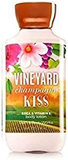 Bath and Body Works Shea and Vitamin E Lotion Vineyard Champagne Kiss 8 Ounce Full Size
