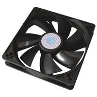 Cooler Master Silent Fan 120 SI1 Ventola per Case '1200 +/- 10% RPM, 120mm, Sleeve Bearing' R4-S2S-12AK-GP