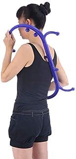 AmazeFan Trigger Point Therapy Self Massage Tool, Lower Back Massager, Neck Massager, Shoulder Massager, Myofascial Release Tool – Deep Muscle Massage