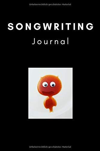 Songtexte Journal: Songs schreiben, 120 Seiten