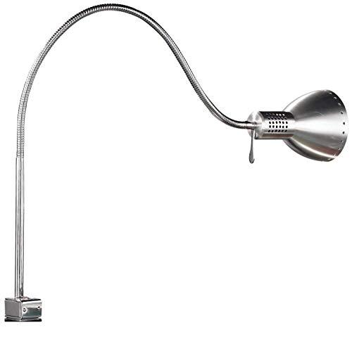 Honsel Leuchten 93551 Honsel Tischleuchte aluminiumfarbig/chrom