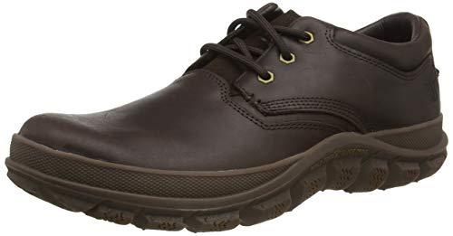 Cat Footwear Herren Fused Tri Fleece Oxford, Coffee Bean, 41 EU