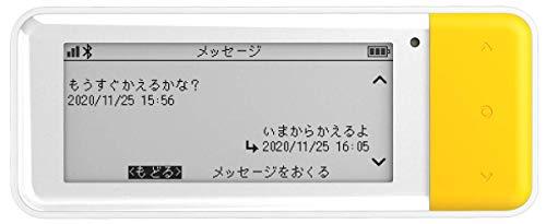 カーメイト coneco (コネコ) メッセージの送受信ができる! スマホで居場所確認 通知設定 可能 お子様 みまもり用 GPS 端末 通学 習い事 塾通い お稽古 DX900