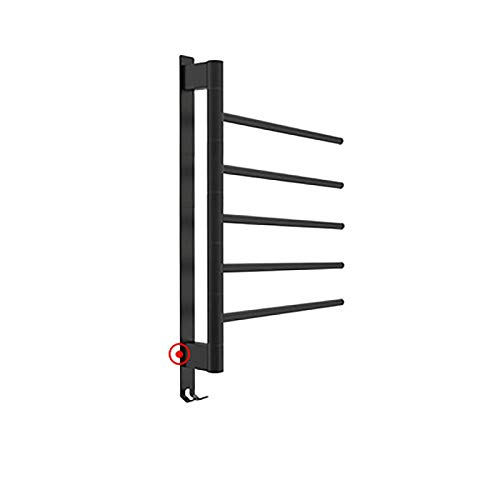ADSE Calentador de Toallas de radiador sin Perforaciones, Toalla con calefacción de Acero Inoxidable, toallero de Cocina para el hogar, Dormitorio (500 y Veces; 500 mm)