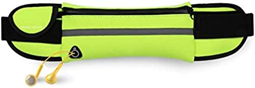 STAR BAZAR Running Belt Outdoor Waist Pack Travel Belt Adjustable Waist Pack Pouch For Running Hiking Exercise Sports Fitness With All Mobiles Accessories