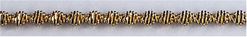 KnorrPrandell 6483550 bougie bouillon, 1,5 m/2,0 mm diameter, goud