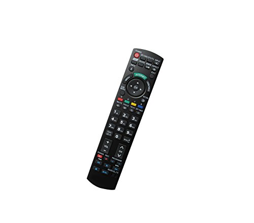 Universal Replacement Remote Control Fit for Panasonic TC-26LX50 TC-26LX60C TC-32LX50 TH-42PD60U TH-42PD60 Plasma 3D Viera LCD LED HDTV TV