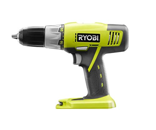 Ryobi P271 One+ 18 Volt Lithium Ion 1/2 Inch 2-Speed Drill Driver (Bare Tool Only, Non-Retail Packaging)