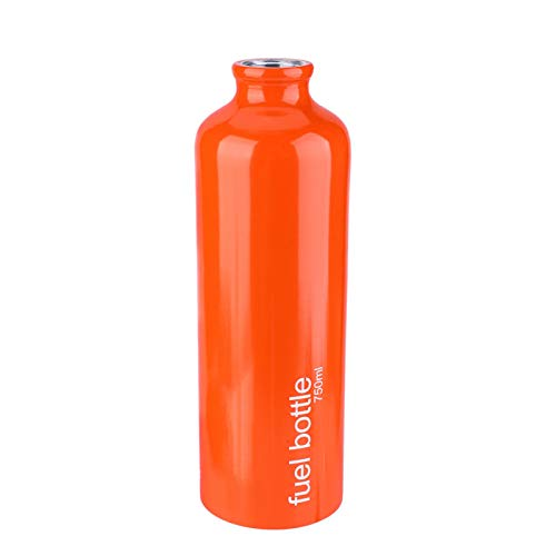 Jinyi Fuel Bottle, Petrol Storage Can Outdoor Fuel Bottle Portable Fuel Bottle Portable and Can Put in Backpack for Camping Hiking Picnic, Backpacking