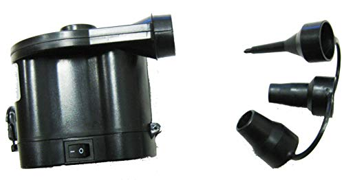 """Zaltana DC air pump opreated by 4 """"D"""" cell batteries (battery sold separately) APD"""