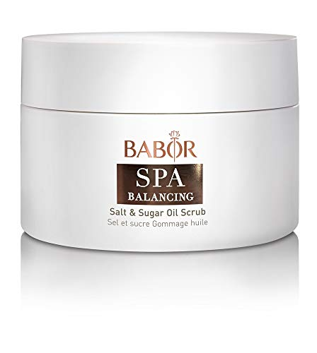 BABOR SPA Balancing Salt & Sugar Oil Scrub,1er Pack (1 x 200 ml)