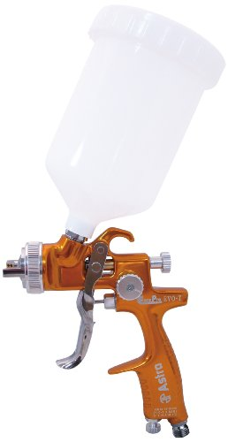 Astro EVOT14 EuroPro Forged LVLP Spray Gun with 1.4mm Nozzle...