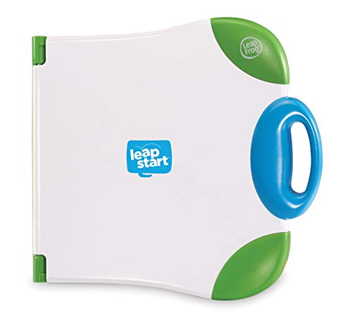 LeapFrog LeapStart Electronic Book, Educational and Interactive Playbook Toy for Toddler and Pre School Boys & Girls 2, 3, 4, 5, 6, 7 Year Olds, Green
