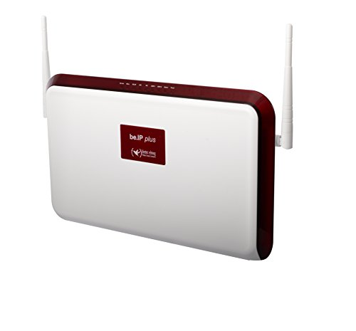 Bintec Be.IP Plus IP-TK-Anlage 2X ISDN-S0 Int. Integr. VDSL2/ADSL2+ Modem Annex B, J Vectoring All-IP WLAN Controller