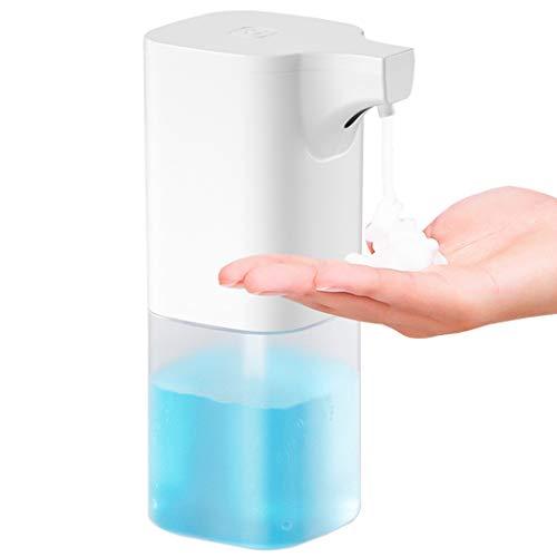 JUSTDOLIFE Seifenspender Automatischer Infrarot-Sensor Lotionsspender Desinfektionsmittelspender seifenschaumspender