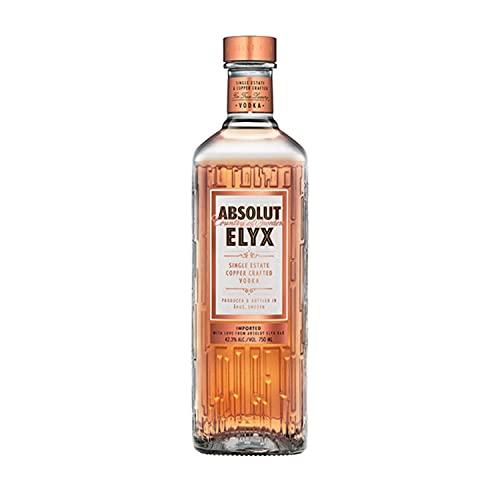 Absolut Elyx Premium Vodka - 700 ml