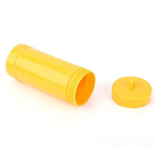 Ruspela Interruptor automático de la bomba del regulador del nivel del líquido de la suspensión del flotador doble 70-AB flotador 220V amarillo