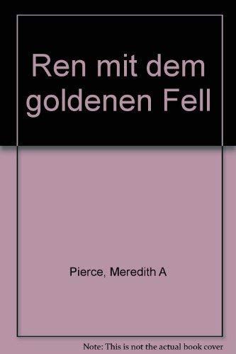 Ren mit dem goldenen Fell