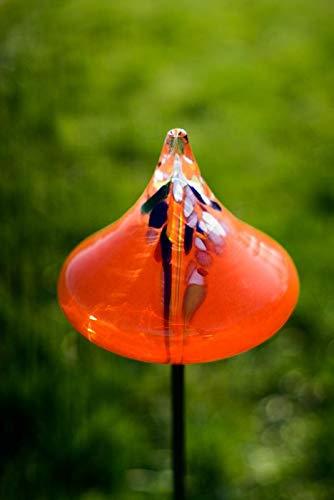 Gardecor Rosenkugel auf Stab – Handgemachte Garten Dekoration für Ihren Garten. Alle unsere Deko Garten Kugeln sind Winterfest und aus höchster Qualität