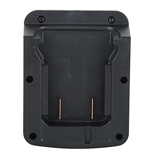 Adaptador de batería de Litio, convertidor de batería de Litio Herramientas eléctricas genéricas con Adaptador de Corriente para la Industria para M18 para Herramientas eléctricas de la