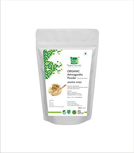 NagpalAyurveda Organic Ashwagandha Powder
