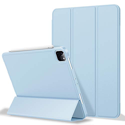iPad Pro 11 Case 2020 with Pencil Holder (2nd...