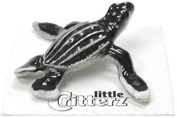 Little Critterz Migra Leatherback Sea Turtle LC226