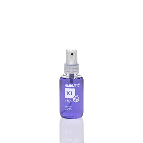 HAIRMED - X1 Antipidocchi Spray - Trattamento Forte Anti Pidocchi Ideale per Bambini - 100 ml