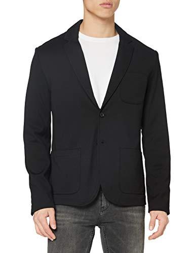 ONLY & Sons ONSMARK Blazer Jkt GW 5852 Noos Giacca Elegante da Lavoro, Black, L Uomo