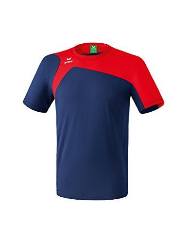 erima Kinder T-shirt Club 1900 2.0 T-Shirt, new navy/rot, 164, 1080717
