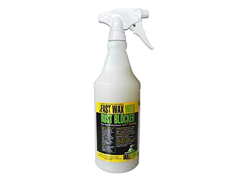 Carte Dozio Bullfrog Fast Wax with Rust Blocker, Quick Wax with Anti-Rust for Bodywork, 0.54 L, 1 Pack