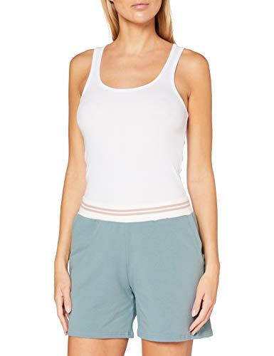 CALIDA Damen Favourites Sunkiss Pyjamaunterteil, Eucalyptus, M