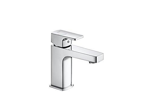 Roca L90 - grifo monomando para lavabo con cuerpo liso, cold start . Griferías hidrosanitarias Monomando. Ref.A5A3B01C00