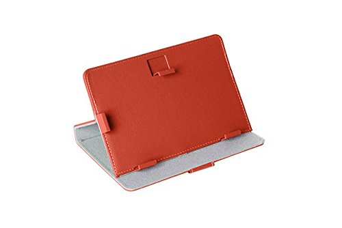 Blackmore Carrying Case for 7-Inch Tablets, Red (BTC-7U-RD)
