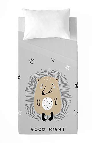 Popcorn Juego de sábanas Nordic Urchin Ice Cama 105